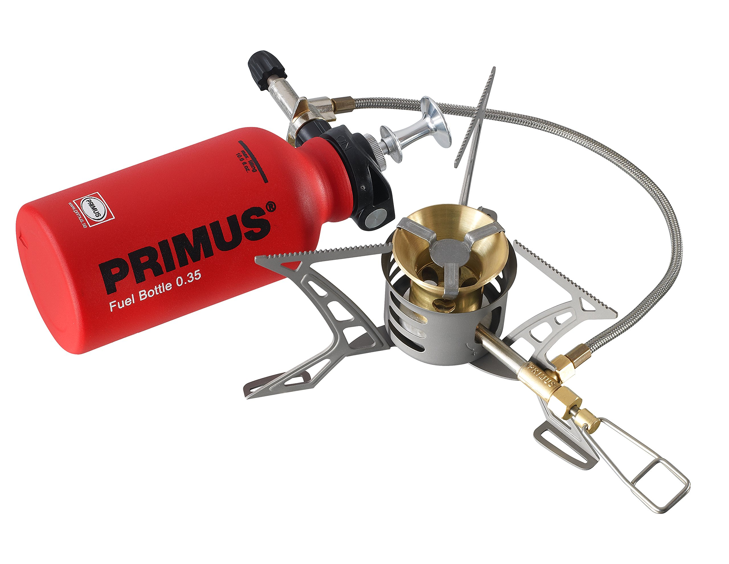 Primus OmniLite TI camping stove grey camping stove by Primus (Image #2)
