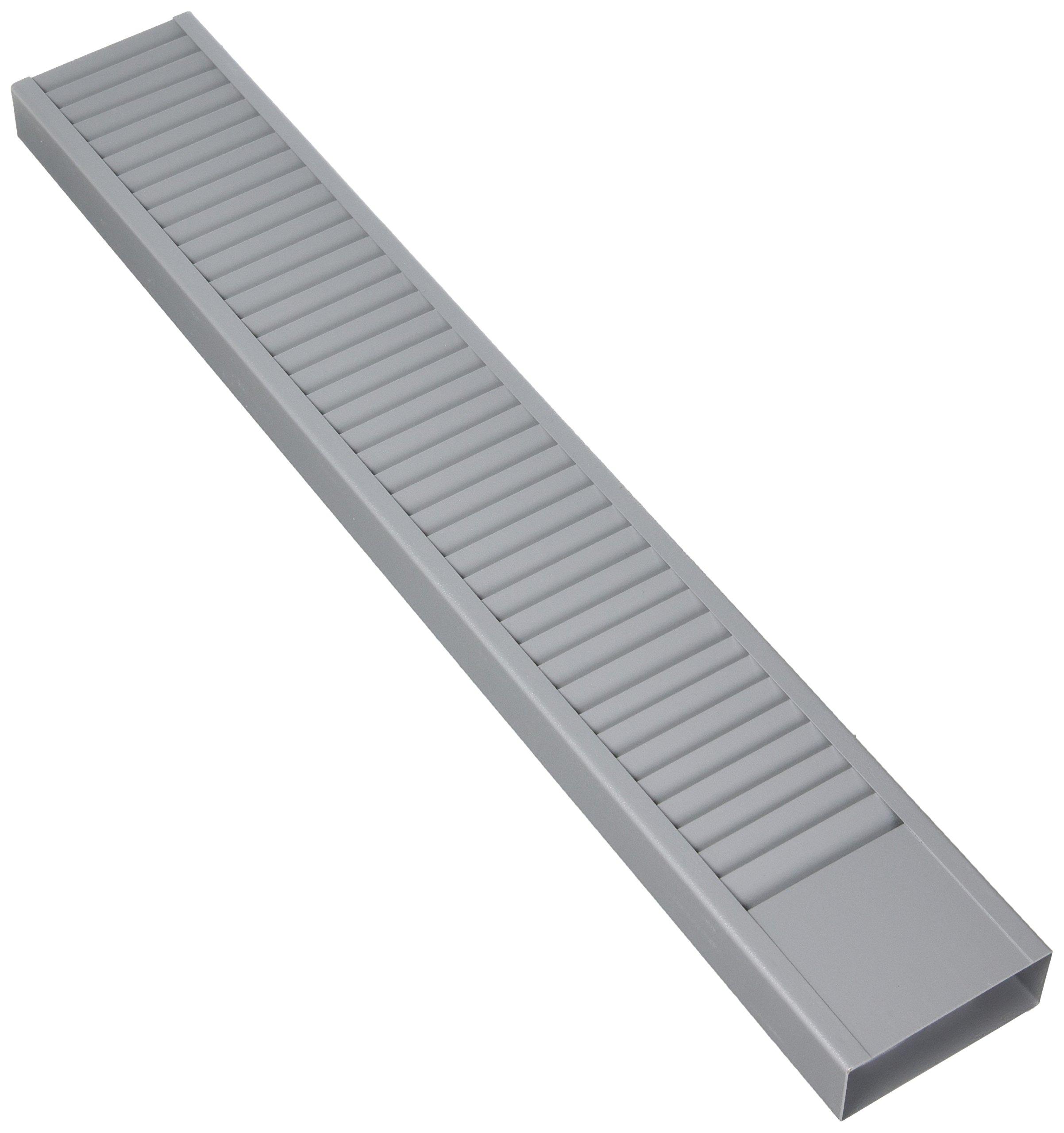 Steelmaster Vertical Swipe Card Rack, 1 Each (MMF20501)