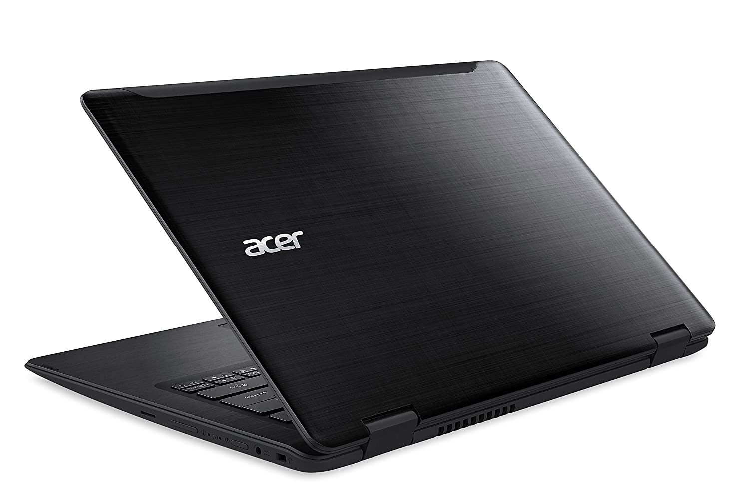 Acer Aspire R 15 - Ordenador portátil convertible de 13.3 Full HD (Intel Core i3, 4 GB de RAM, 128 GB SSD, UMA, Windows 10), negro: Amazon.es: Informática