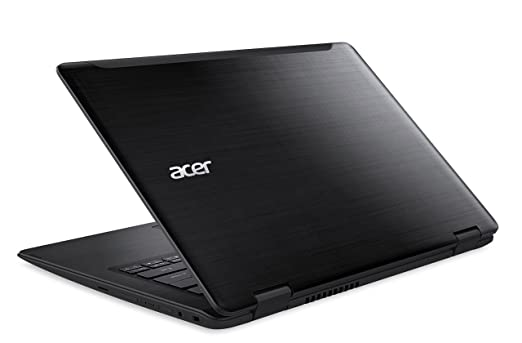 Acer Aspire R 15 - Ordenador portátil convertible de 13.3 Full HD (Intel Core i3, 4 GB de RAM, 128 GB SSD, UMA, Windows 10), negro: Amazon.es: Informática