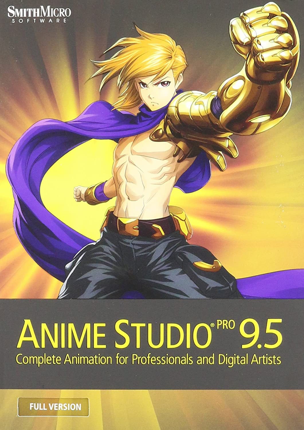 Amazon com anime studio pro 9 5