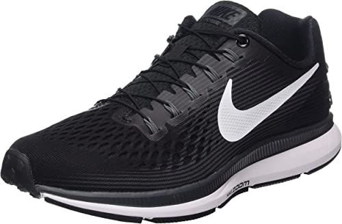 NIKE W Air Zoom Pegasus 34 Flyease, Zapatillas de Trail Running ...