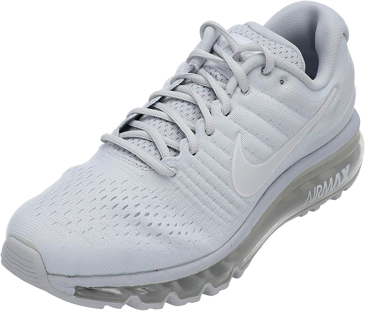 Nike Air MAX 2017 Se, Zapatillas de Running para Hombre, Gris ...