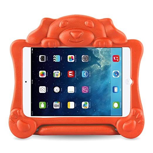 3 opinioni per Cover iPad Mini, JAMMYLIZARD Custodia CAGNOLINO per Bambini in EVA Anallergico