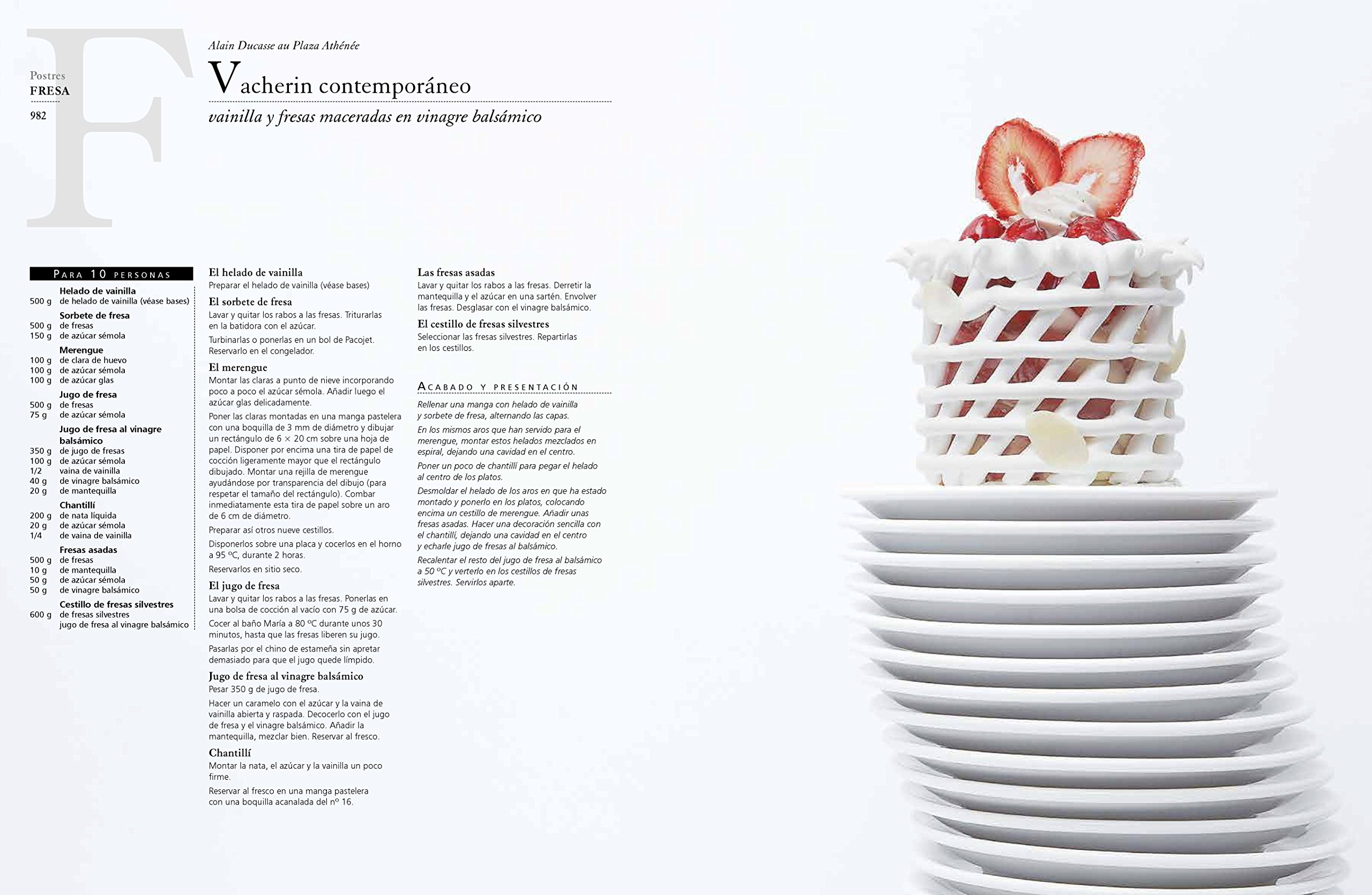 Gran Libro de Cocina de Alain Ducasse: ALAIN DUCASSE: 9788446042174: Amazon.com: Books