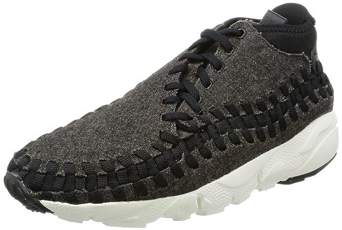Nike 857874-001, Chaussures de Trail Running Homme, Noir, 44