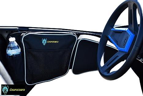 Chupacabra Offroad puerta bolsas RZR Turbo 1000 900S pasajeros y conductor lateral bolsa de almacenamiento