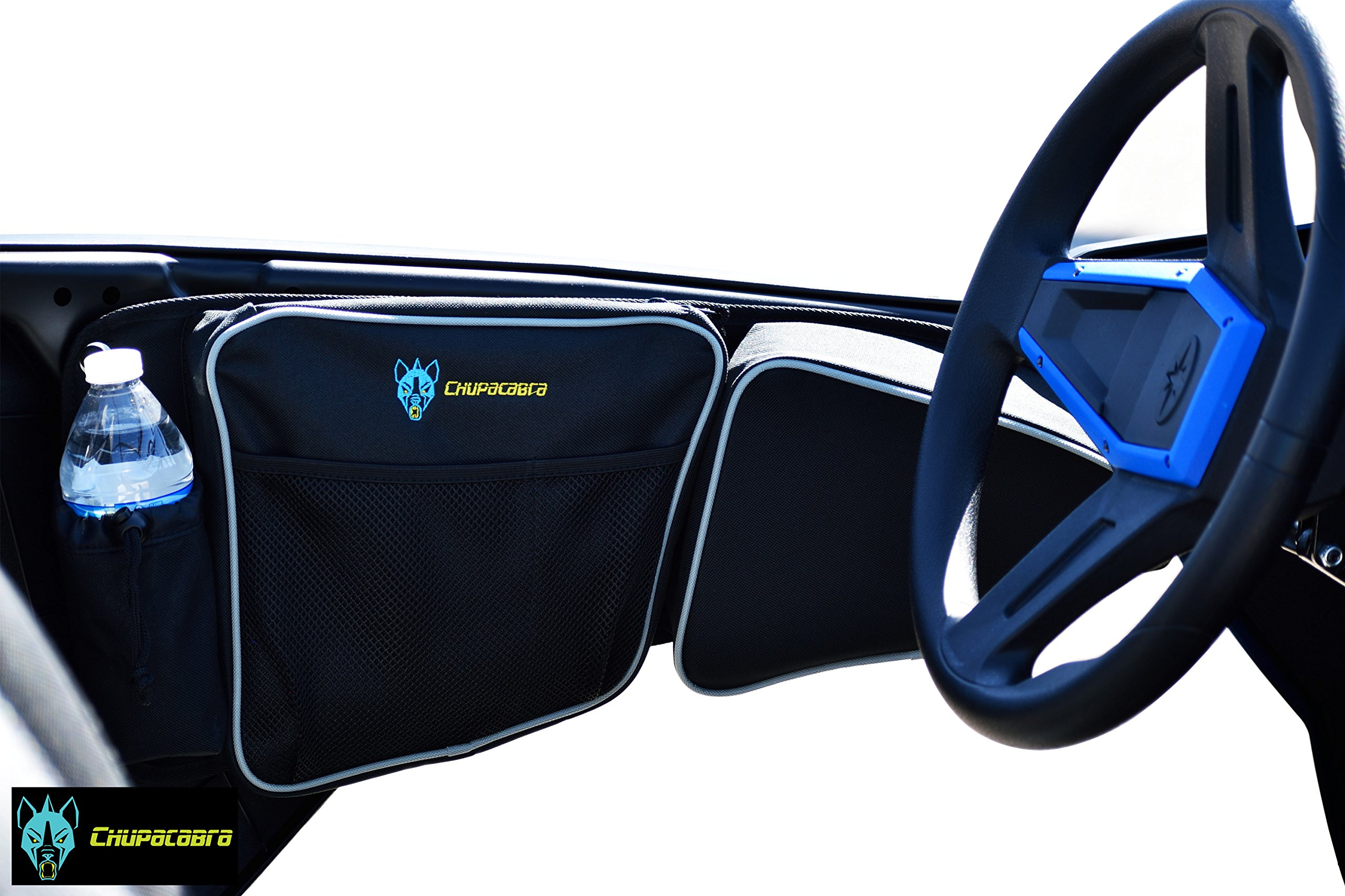 Chupacabra Offroad Door Bags RZR Turbo 1000 900S Passenger and Driver Side Storage Bag by Chupacabra Offroad (Image #1)