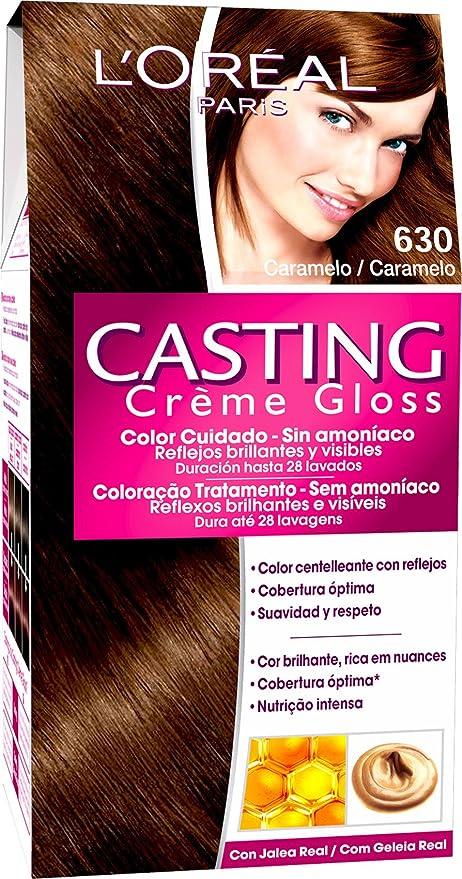 Casting creme gloss caramelo
