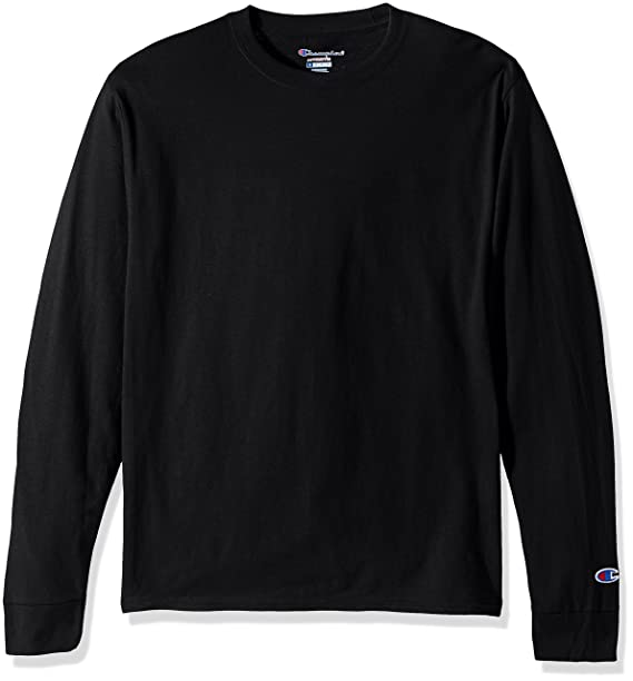 2301a29b5d25 Champion Men's Cotton Long Sleeve Tee: Amazon.ca: Clothing & Accessories