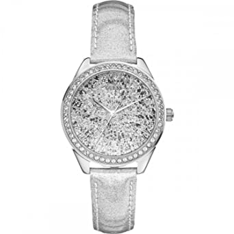 Guess Glitter W0156L4 Wristwatch for women Design Highlight