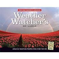 The 2021 Old Farmer's Almanac Weather Watcher's Calendar