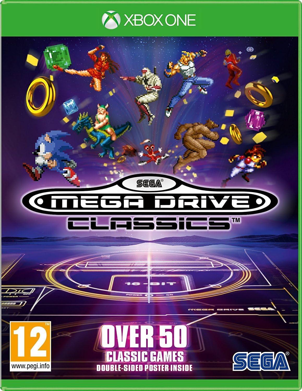 Amazon com: SEGA Mega Drive Classics (Xbox One): Video Games