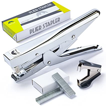 Alicates grapadora manual de acero inoxidable kit-with ...