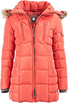 Wellensteyn Damen Steppjacke Hollywood Winterjacke