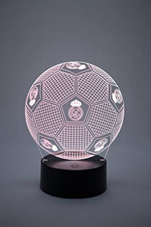 Oficial Balon del Real Madrid Lámpara 2017-2018 pelota para bebe niño kids hombre mujer