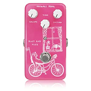 Animals Pedal Rust Rod Fuzz