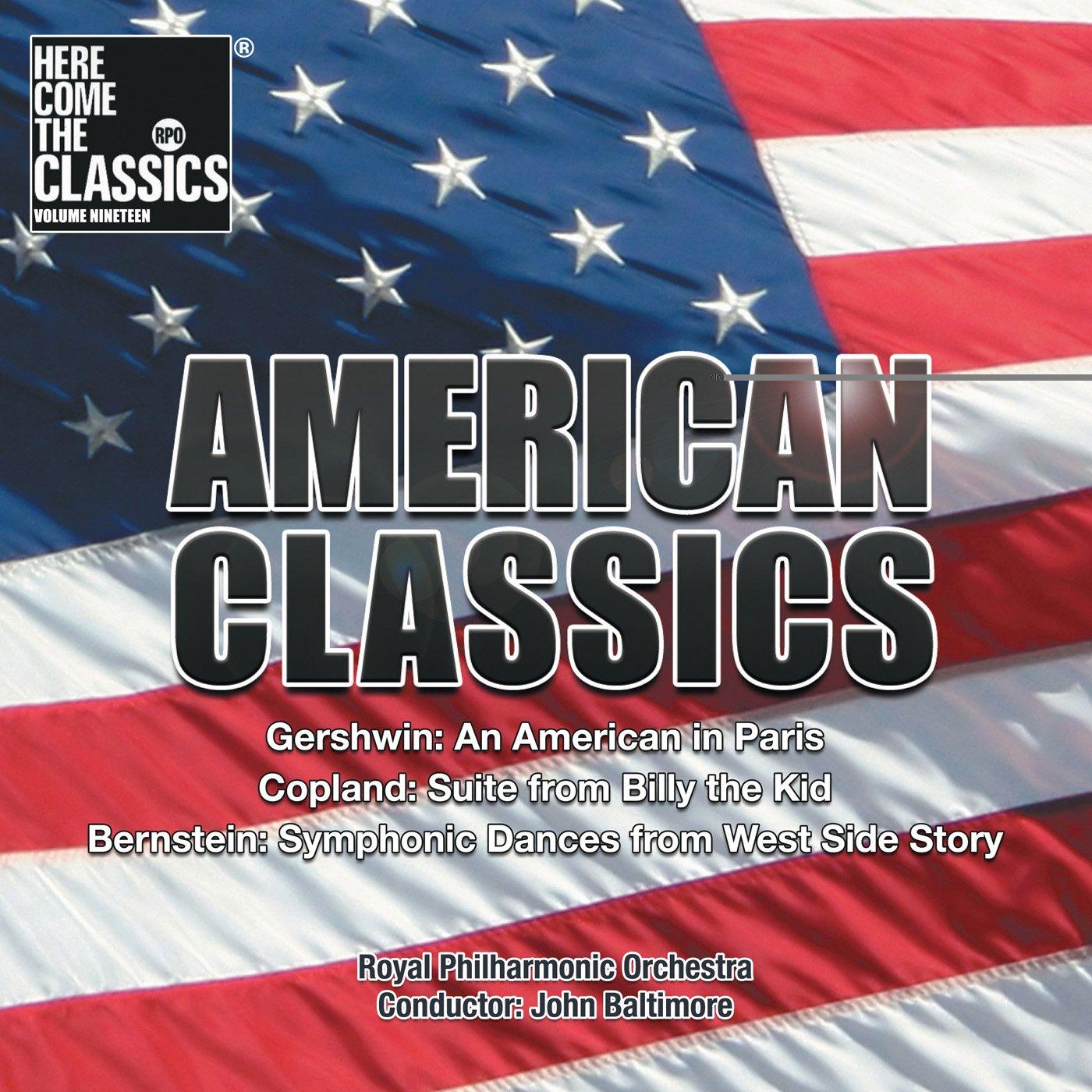 CD : John Baltimore - American Classics: An American In Paris (CD)