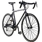 Solomone Cavalli Lightweight Classic Sports 8 Speed 700C Medium Road Bicycle Bike w/Shimano Derailleur