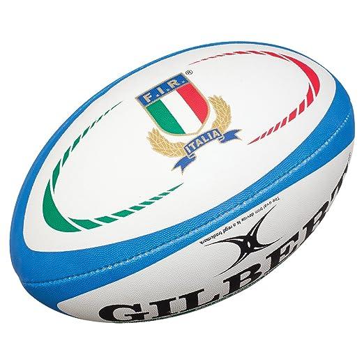 3 opinioni per Pallone Rugby Gilbert Replica Italia