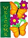Butterfly Garden Flag (Garden Size)