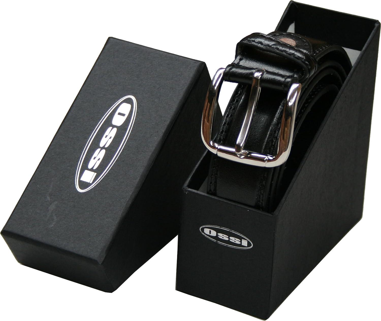 dimensioni 81cm - 152 cm Ossi 32mm Classico Cintura uomo di Disponibile in 6 colori