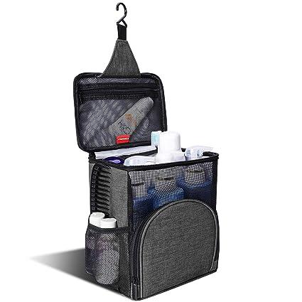 45ce6111c566 Amazon.com  KUSOOFA Shower Caddy Tote Bag