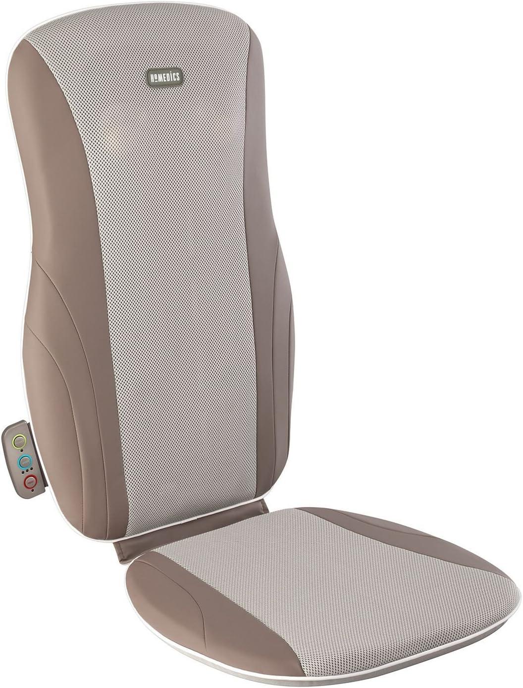 HoMedics Shiatsu Massage Cushion MCS-125H-THP