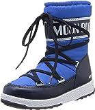 Moon Boot, Men, , w.e. sport mid jr, blue (azzurro/blue navy)