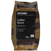 Marchio Amazon Solimo Chicchi di caffè 2 kg (2 x 1 kg)