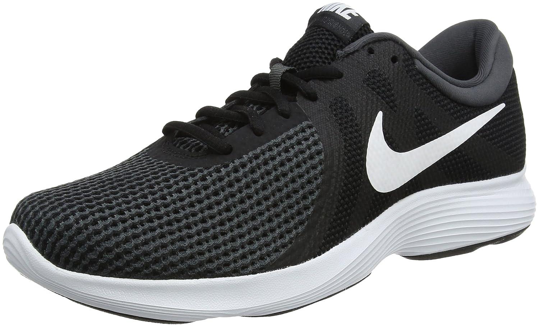 TALLA 43 EU. Nike Revolution 4 EU, Zapatillas de Running Unisex Adulto