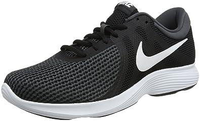 hot sale online ad898 401f5 Nike Revolution 4, Chaussures de Running homme - Noir  (Black/white/anthracite