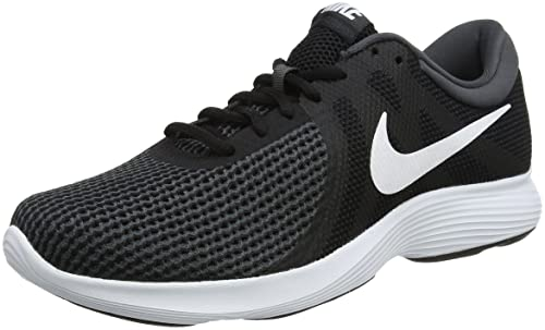 wholesale dealer 4301a b2224 Nike Revolution 4, Chaussures de Running homme - Noir  (Black white anthracite
