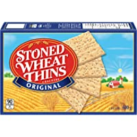 Stoned Wheat Thins Original Crackers, 600 Gram