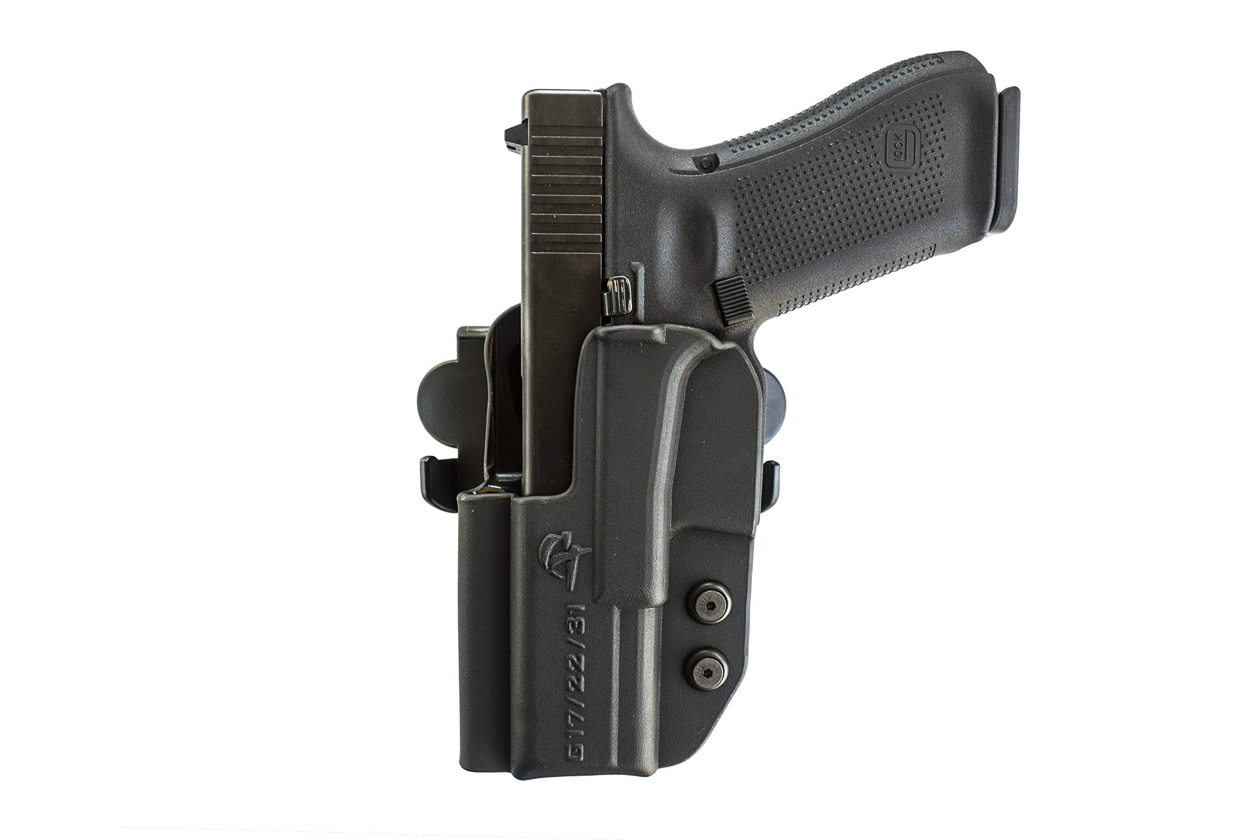 COMP-TAC.COM International - STI - DVC 3 Gun Left - Black by COMP-TAC.COM