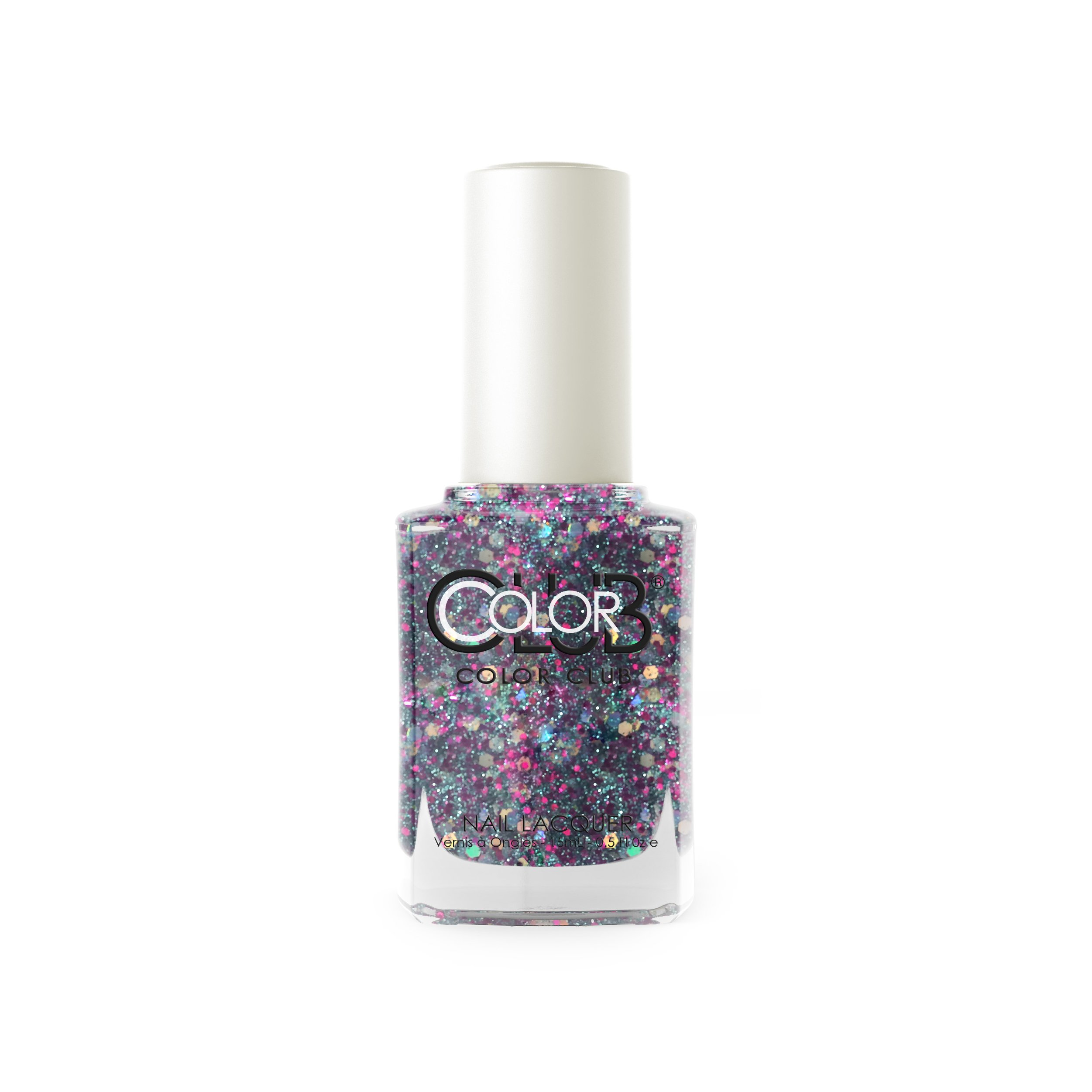 Color Club Nail Lacquer, Pinky Swear, 0.5 Ounce