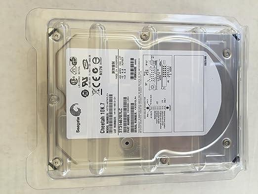Seagate チーター10K.7のUltra320 SCSI 146ギガバイトのハードドライブ(ST3146707LC)