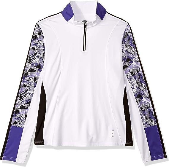 boll/é Purple Passion Cap Sleeve Tennis Top