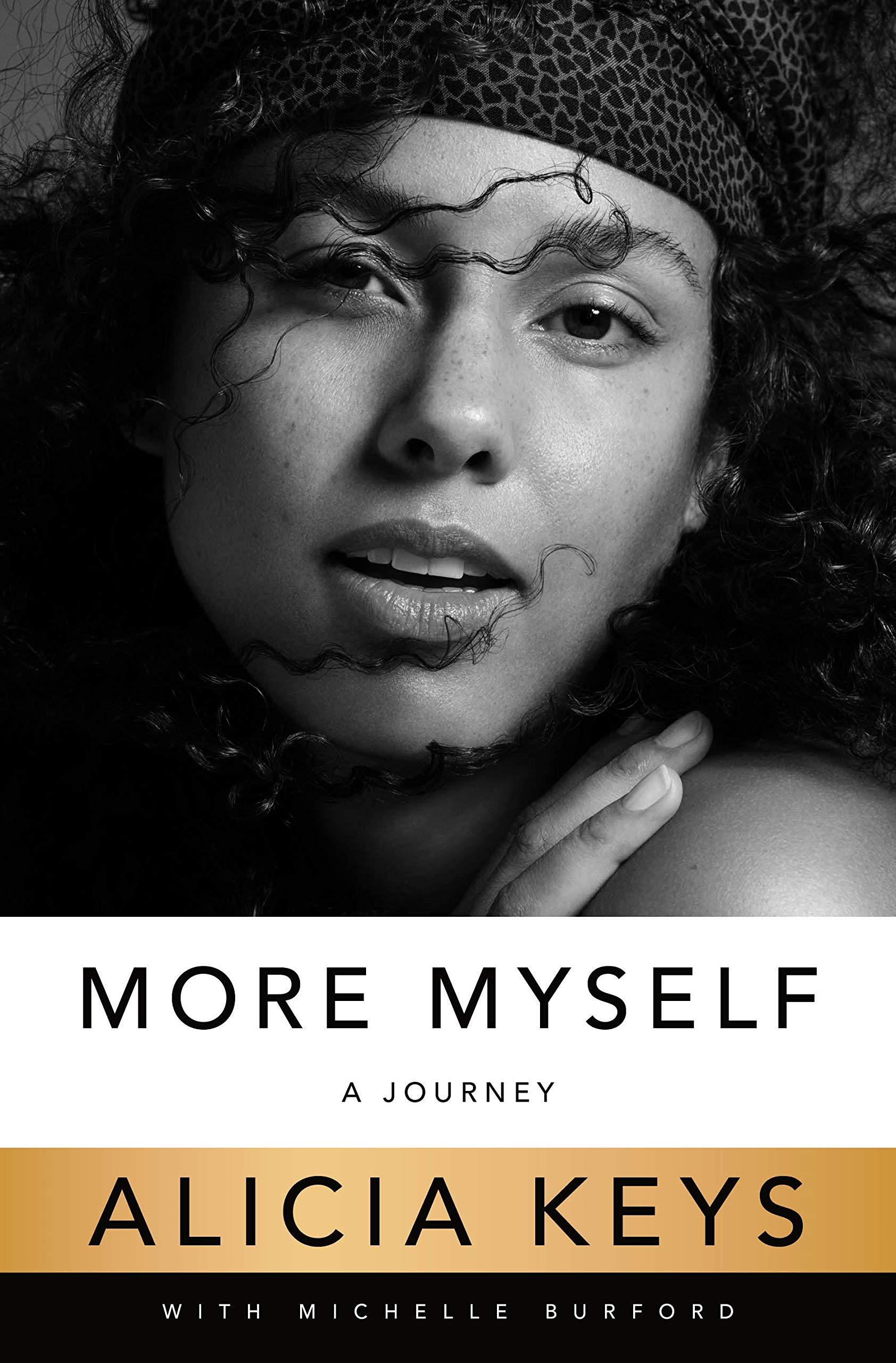 More Myself A Journey Keys Alicia 9781250153296 Amazon Com Books