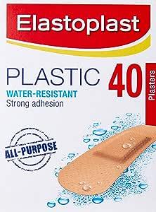 Elastoplast - Plastic Plasters (40)