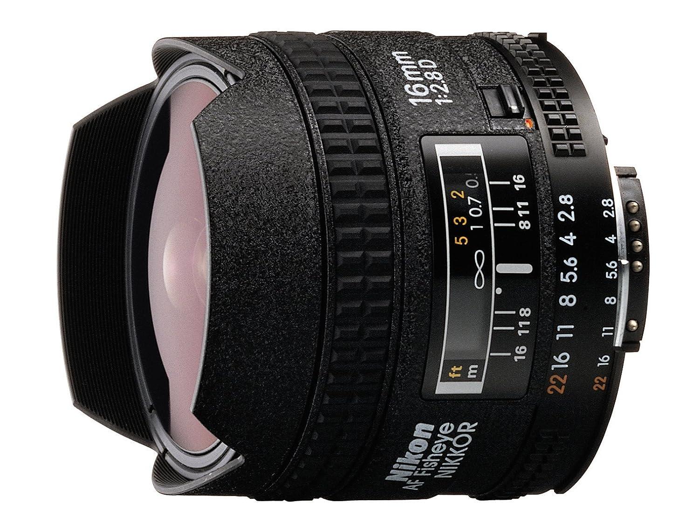 Nikon AF Fisheye Nikkor D mm F Objetivo con montura para Nikon
