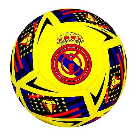 Balón de fútbol oficial del Real Madrid de la FIFA, tamaño ...