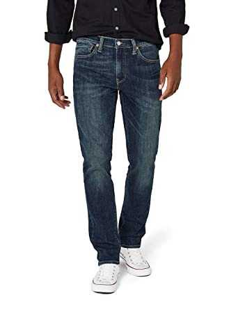 Levi s Herren Jeans 511 Slim Fit, Blau (Paul Adapt 2847), W27  d77dd23f2b