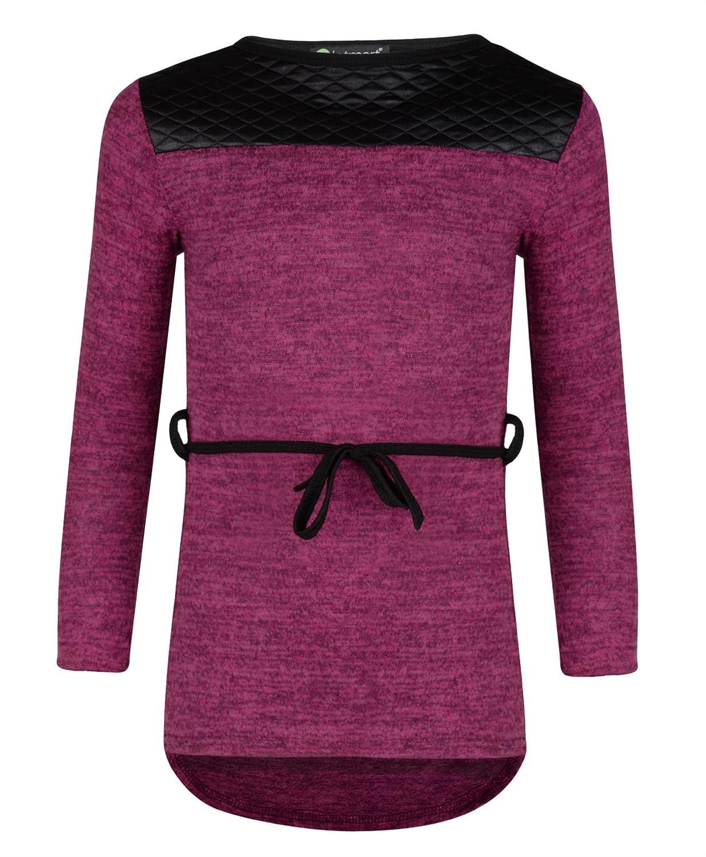 LotMart 3797 Red Violet 3-4 Y Girls Tunic Top Pen per Parcel