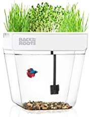 Back to the Roots Water Garden Fish Tank, Deluxe