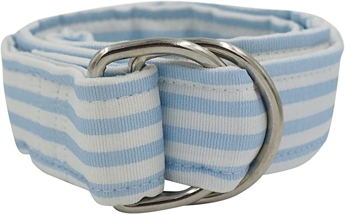 Tarpon Fish Ribbon D-Ring Belt Signature Series