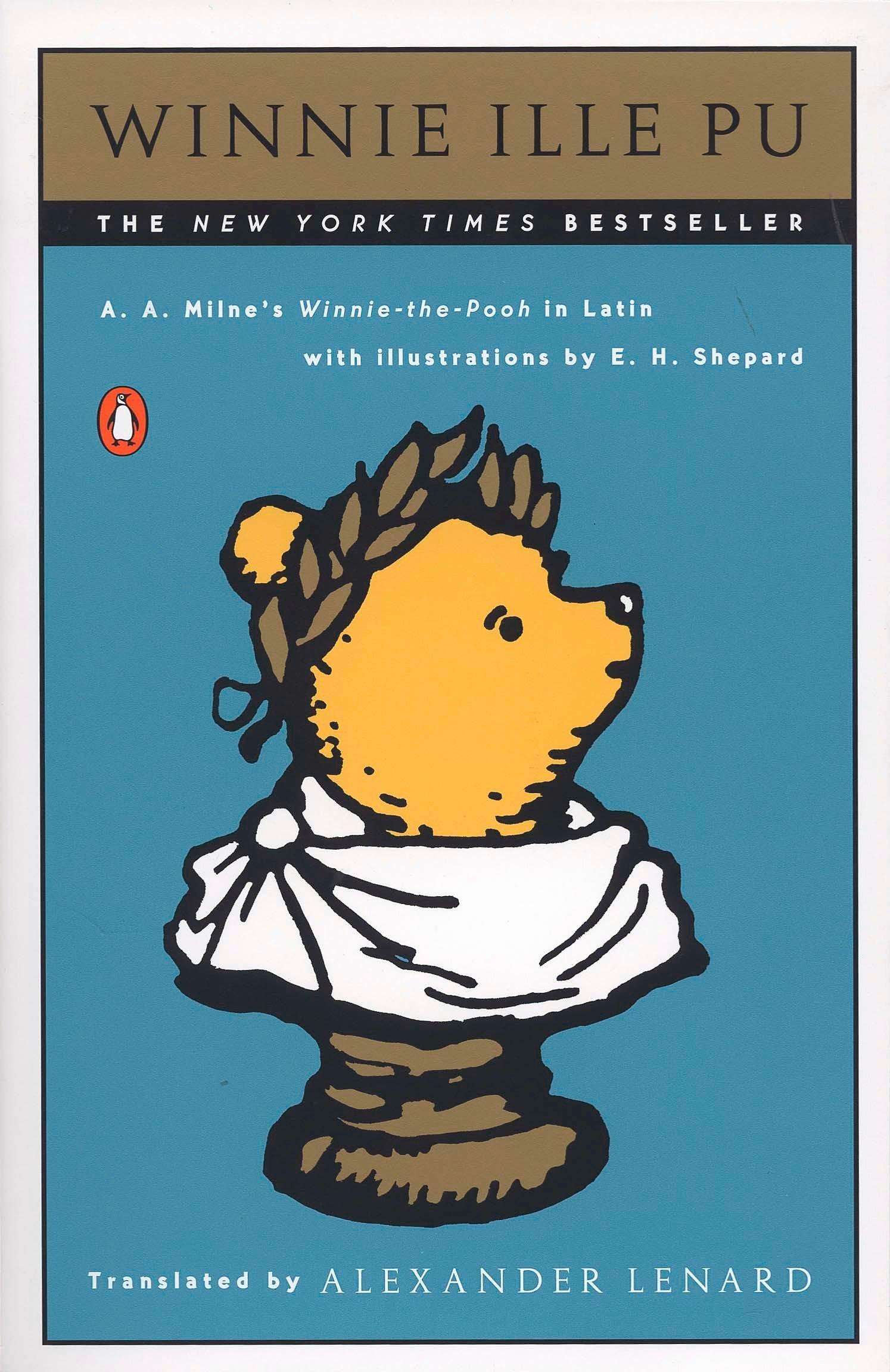 Winnie Ille Pu (Latin Edition) by Penguin Books