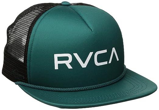 025a30dc7530a6 Amazon.com: RVCA Men's Foamy Trucker Hat: Clothing