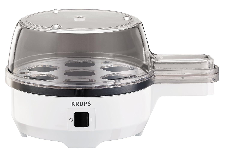 Krups Ovomat Special F23370 Cuecehuevos, 350 W, Blanco