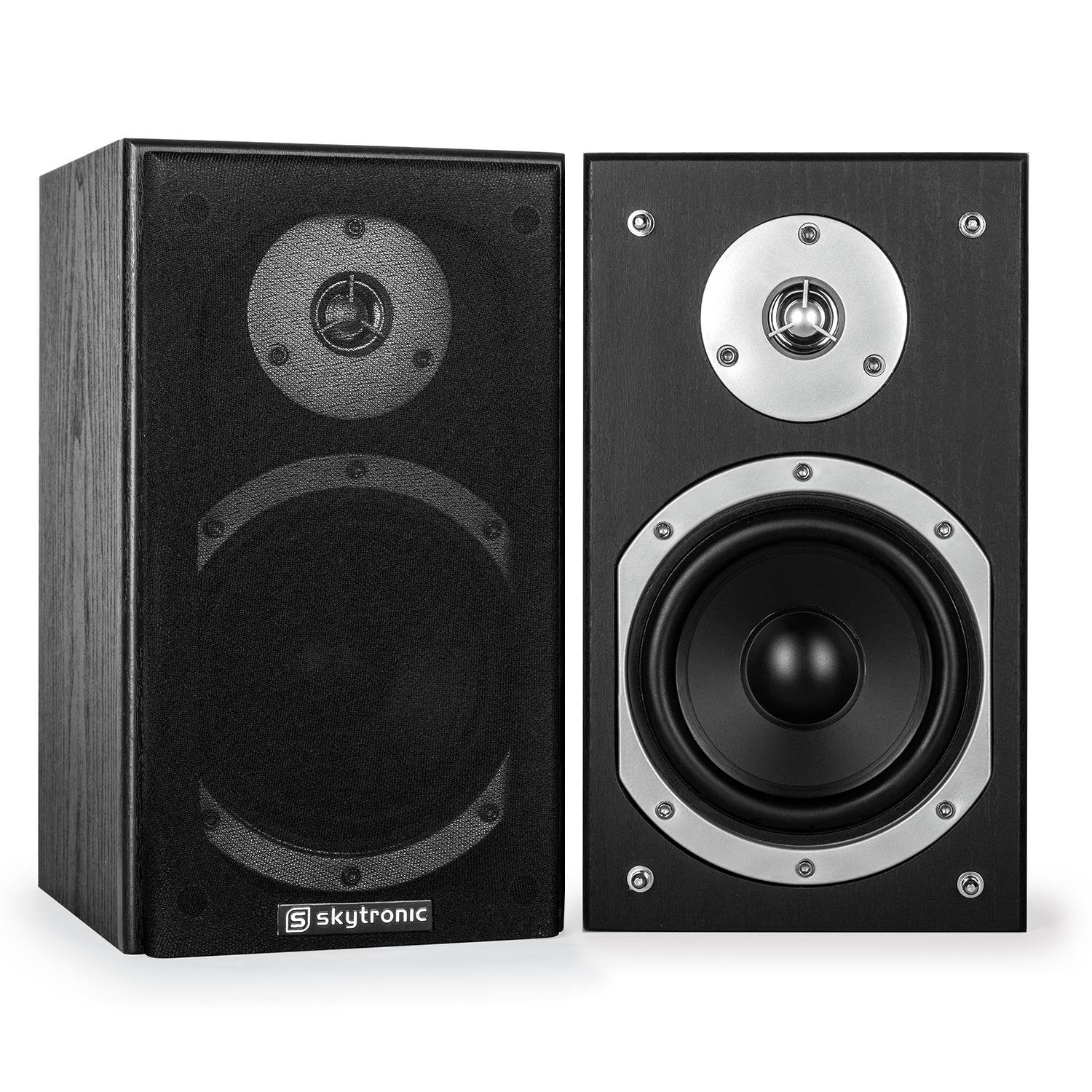 Fenton SHFB55B - Altavoces (Mesa/estante, Speaker set unit, Alámbrico, Terminal, 20: Amazon.es: Electrónica